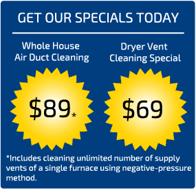 Air Duct Cleaning Bellevue Coupons